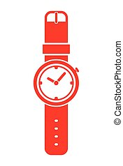 Wrist Watch vector icon