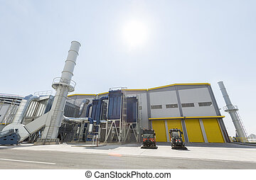 Waste-to-energy plant - Waste-to-energy or energy-from-waste...
