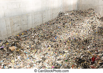 Waste-to-energy waste garbage trash - Waste-to-energy or...