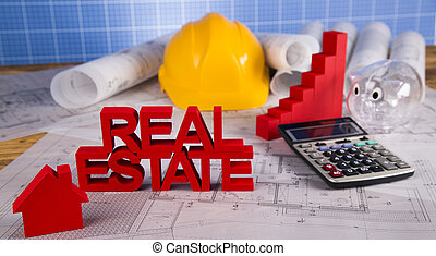 Commercial Real Estate and Architectural project - Housing...