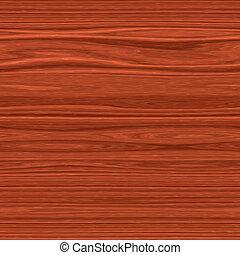 Cherry Woodgrain Pattern - Seamless cherry woodgrain texture...