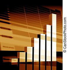 Business statistics graph - business statistics graph made...