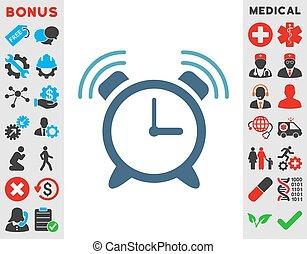 Alarm Clock Ring Icon