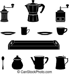 Italian coffee - Everything you need to get a good household...