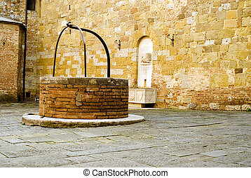 Water well - Water-well in sirna
