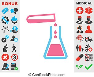 Liquid Transfusion Icon