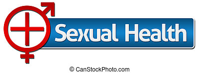 Sexual Health With Related Symbol - Sexual Health Symbol in...