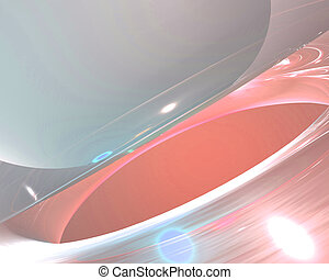 Translucent abstract background wallpaper - Abstract smooth...