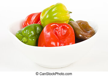 Scotch Bonnet Chillies - Scotch Bonnet - Hot chilli pepper...