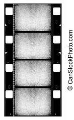 16 mm Film roll,2D digital art