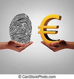 Europa, informação, mercado