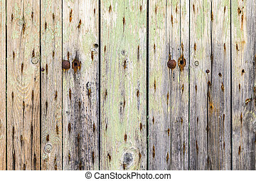 an Old wood texture background in grungy structure