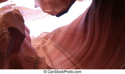 Slot Canyon One - Slot Canyon shot One