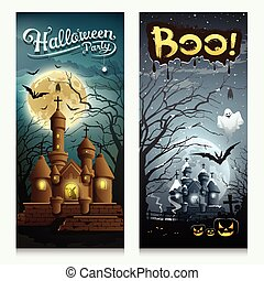 Happy Halloween collections banner