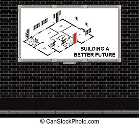 Building a better future advertisin
