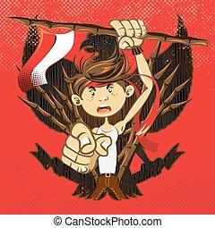 Indonesian National Heroes Patriot - Indonesian Heroes...