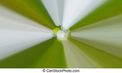 Defocused abstract green background