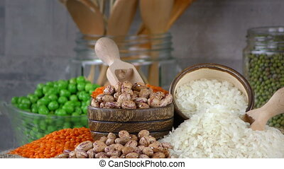 Legumes Healthy and Natural Mixed - Legumes Healthy and...