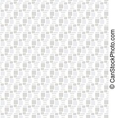 seamless repeatable Square patterns greyscale vector