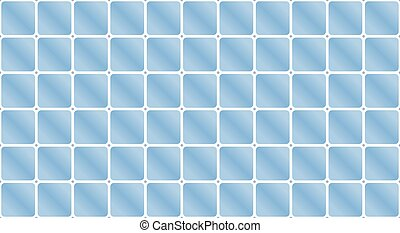 seamless repeatable Square patterns vector