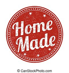 Home made stamp