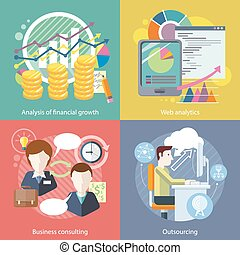 Outsourcing, Web Analytics Analysis Financial Growth -...