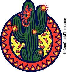 Desert Sunrise Cactus