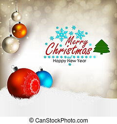 Merry Chrystmas - Merry Christmas and happy new year!...