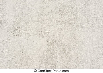 Cement background of the white wall texture