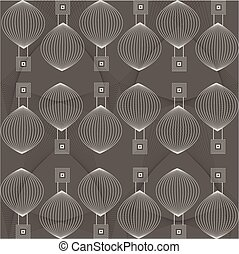 Abstract grey romb background seamless vector eps