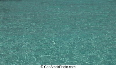Beautiful water surface