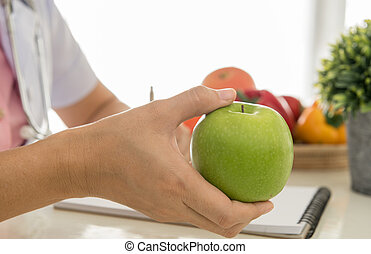 dietician - Nutritionists are health care plan for the...