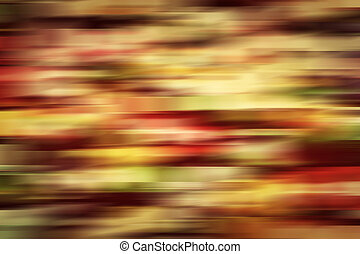 Colorful vintage motion blur abstract background Backdrop,...