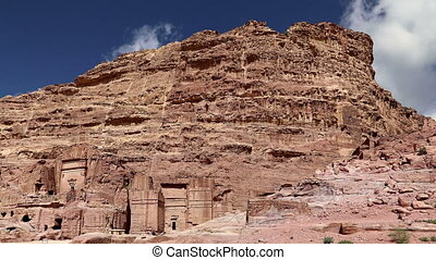 Petra, Jordan, Middle East