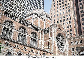 St Bartholomew's Episcopal church New York
