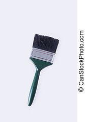 paint brush on background