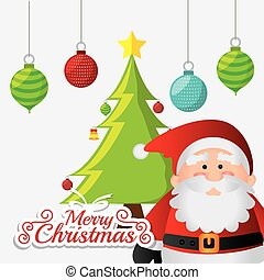 Merry christmas card design. - Merry christmas card design,...
