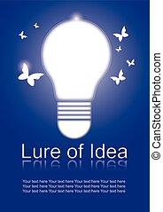 Lure of Idea