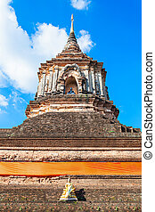 Wat Lok Molee is a Buddhist temple in Chiang Mai, northern...