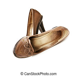 Shabby Leather shoes