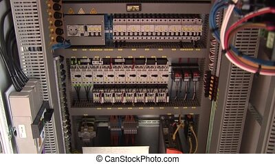 Electric Switchboard - Electric Connections