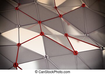 Interconnection concept - Concept of interconnection spheres...