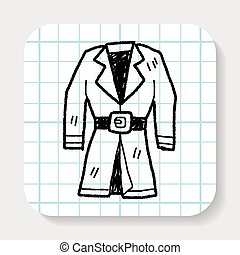 overcoat doodle