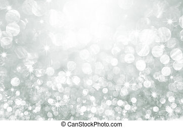 Beautiful background in silver - Beautiful background in...