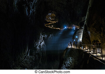 Skocjan Caves, Natural Heritage Site in Slovenia - Beautiful...