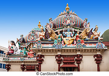 Sri Mariamman Temple - The Sri Mariamman Temple is...
