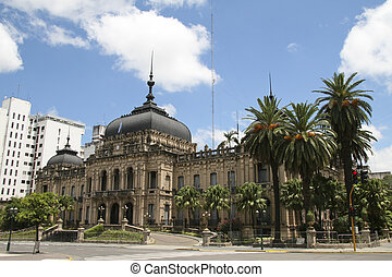 Tucuman - Government House of Tucuman in San Miguel de...