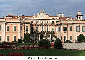 Italy, Varese: Palazzo Estense - Palazzo Estense, the most...