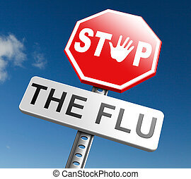 flu vaccination - flu shot stop the virus vaccine for...