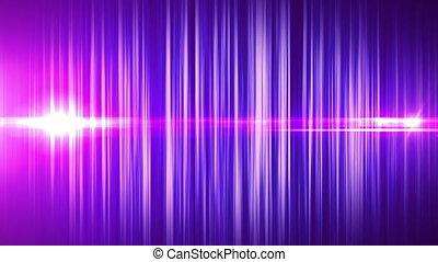 background lens flares 4k